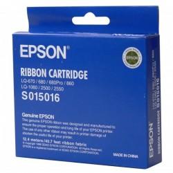 Epson originál páska do tlačiarne, čierna, pre Epson LQ 2500, 2550,...
