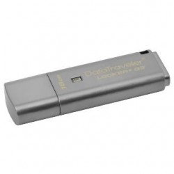Kingston 16 DataTraveler Locker+ G3 256bit encrypt DTLPG3/16GB