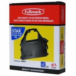Fullmark kompatibil páska do tlačiarne, čierna, pre Star LC 15, 24-10, NX 1500, 2400, 2440, ZA 200, 250 N868BK