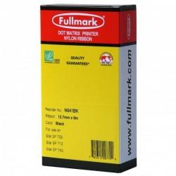 Fullmark kompatibil páska do tlačiarne, RC700, čierna, pre Star SP 712, SP 742 N641BK
