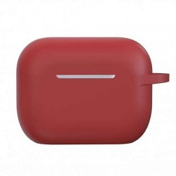Devia puzdro Naked Silicone Case pre Apple AirPods Pro - Red...