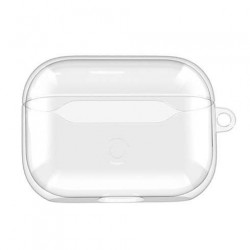 Devia puzdro Naked Silicone Case pre Apple AirPods Pro - Clear...