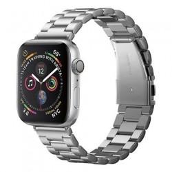 Spigen remienok Modern Fit pre Apple Watch 42/44mm - Silver 062MP25404