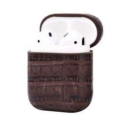 Devia puzdro Lux Series Case Suit pre Apple AirPods - Coffee...