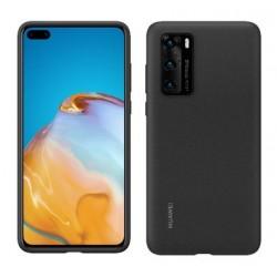 Huawei Silicone Case P40 Cierny 51993719