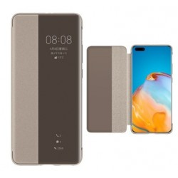 Huawei Smart View Flip Cover P40 Pro Hnedy 51993783