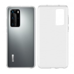 Huawei Silicone Case P40 Pro Transparent 51993809