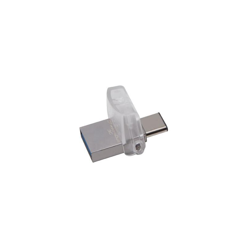 KINGSTON DataTraveler microDuo 3C - 16GB DTDUO3C/16GB
