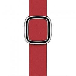 Apple Watch 40mm Scarlet Modern Buckle- Medium MY672ZM/A