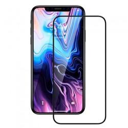 Devia ochranné sklo Van Entire View pre iPhone SE 2020 - Black...
