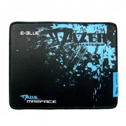 Podložka pod myš, Mazer Marface S, herná, čierno-modrá, 28x22,5cm, E-Blue EMP004-S