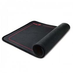 Podložka pod myš GX-SPEED P100, gumová, čierna, 355*254*3mm, 3mm, Genius 31250055100