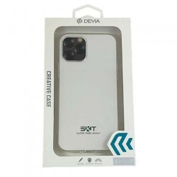 Devia kryt Naked TPU Case pre iPhone 12/12 Pro - Clear 6938595341991