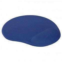 Podložka pod myš, Gélová, modrá, Logo 4798