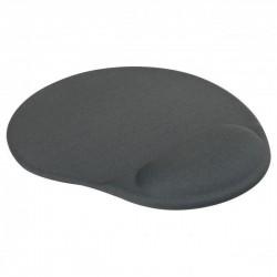 Podložka pod myš, Gélová, šedá, Logo 9952