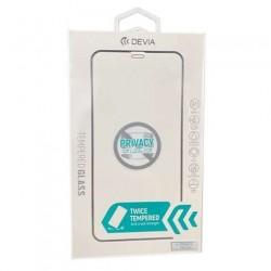 Devia ochranné sklo Real Series Privacy pre iPhone 12 mini - Black...