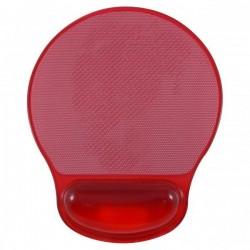 Podložka pod myš, Gélová, červená, Logo, možnosť vložiť foto 32946