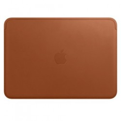 Apple Leather Sleeve for 12-inch MacBook - Saddle Brown MQG12ZM/A