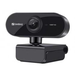 Sandberg USB Webcam Flex 1080P HD 133-97