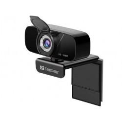 Sandberg USB Chat Webcam 1080P HD, černá 134-15