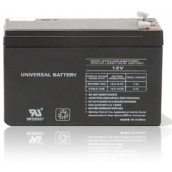 Batéria NP7-12, 12V, 7Ah (RBC2)