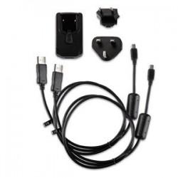 Garmin A/C adaptér (sietová nabíjacka 230V) - mini USB / micro USB...