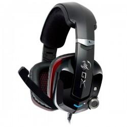 Genius, HS-G700V, herné slúchadlá s mikrofónom, čierna, USB konektor 31710043101