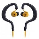 Genius, HS-M270, slúchadlá s mikrofónom, bez ovládania hlasitosti, oranžová, športová, 3.5 mm jack konektor 31710195101