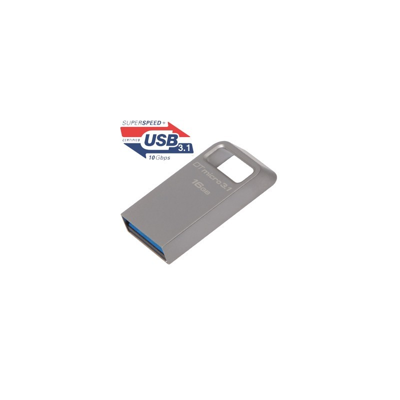 16GB USB kľúč Kingston DataTraveler Micro DTMC3/16GB
