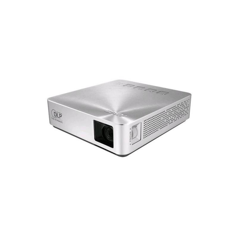 ASUS S1 Mobilný LED projektor, WGA 854x480, 6000 mAh batéria, 342g 90LJ0060-B00120