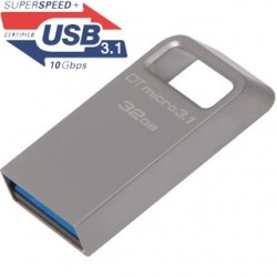 32GB USB kľúč Kingston DataTraveler Micro DTMC3/32GB
