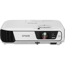 Epson projektor EB-W32, 3LCD, WXGA, 3200ANSI, 15000:1, USB, HDMI, WiFi V11H721040