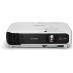 Epson projektor EB-S04, 3LCD, SVGA, 3000ANSI, 15000:1, USB, HDMI V11H716040