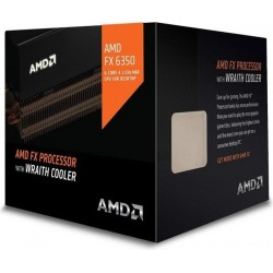 AMD, FX-6350 Processor BOX, soc. AM3+, 125W Wraith Cooler FD6350FRHKHBX