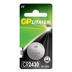 GP Batéria LITHIUM GP CR2430 1ks 1042243011
