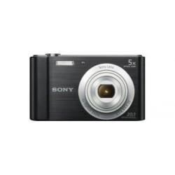 "SONY DSC-W800B 20,1 MP, 5x zoom, 2,7 "" LCD - BLACK DSCW800B.CE3"