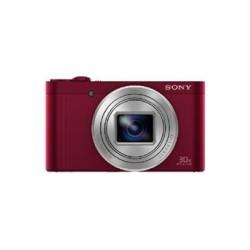 """SONY DSC-WX500 18,2 MP, 30x zoom, 3 """" LCD - RED DSCWX500R.CE3"""