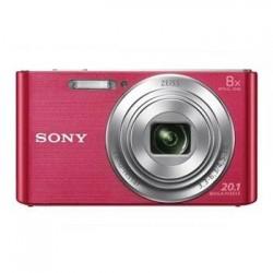 """SONY DSC-W830P 20,1 MP, 8x zoom, 2,7 """" LCD - PINK DSCW830P.CE3"""