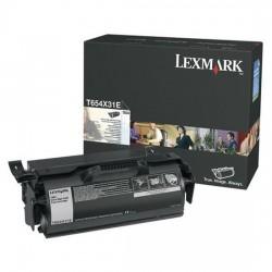 Lexmark T654, 36K, Extra High Yield Return Program Print Cartridge-corporate T654X31E