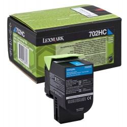 Lexmark CS310/CS410/CS510 Cyan 3K 70C2HC0