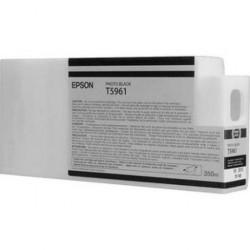 Epson atrament SPro 7700/7890/7900/9700/9890/9900 photo black 350ml C13T596100
