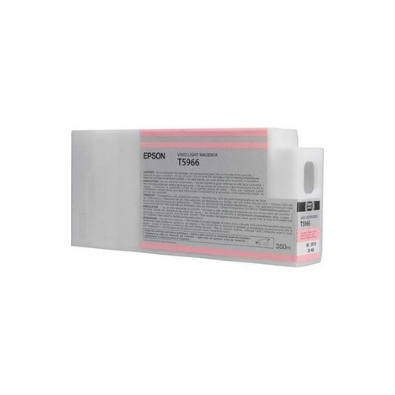 Epson atrament SPro 7890/7900/9890/9900 vivid light magenta 350ml C13T596600