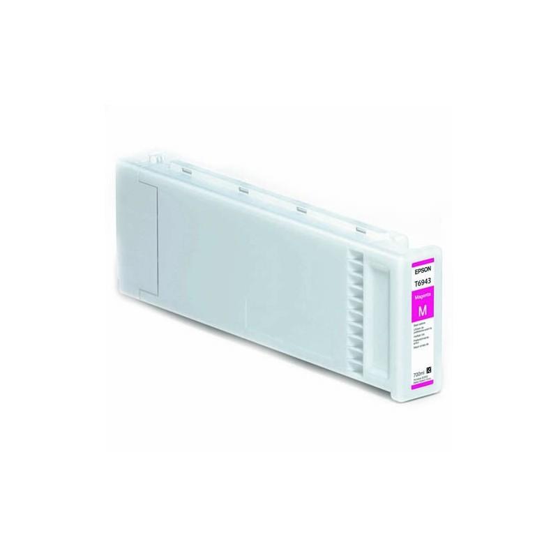Epson atrament SC-T7000/T5000/T3000 magenta 700ml C13T694300