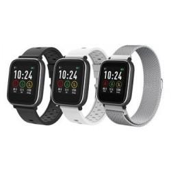 "iGET FIT F3 Silver - Chytré hodinky 1,3"" IPS LCD displej 240x240..."