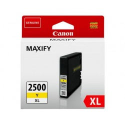 Canon cartridge PGI-2500XL Yellow 9267B001