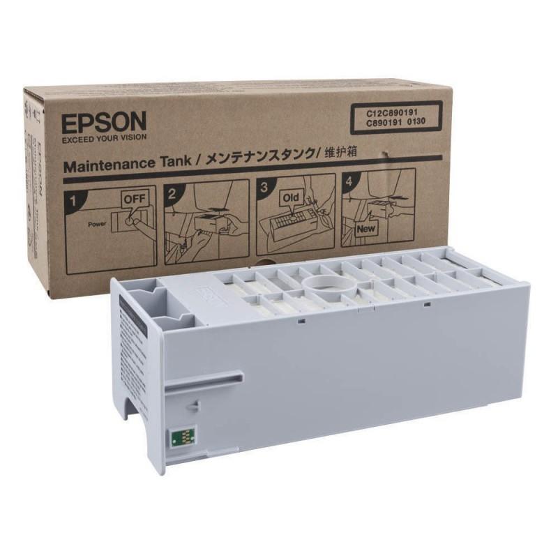 Epson atrament SPro 4400/4450/4880/7450/9900 maintenance tank C12C890191