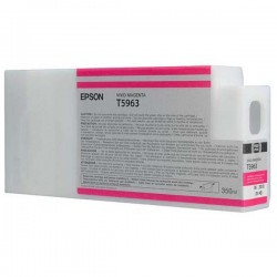Epson atrament SPro 7700/7890/7900/9700/9890/9900 vivid magenta 350ml C13T596300