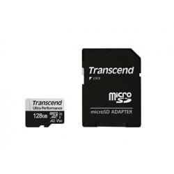 Transcend 128GB microSDXC 340S UHS-I U3 V30 A2 3D TLC (Class 10)...