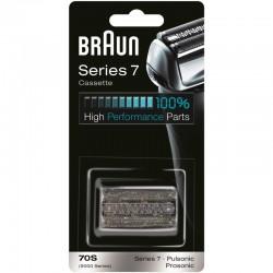 BRAUN CombiPack Series 7 - 70S brit +  fólia 10AS360001