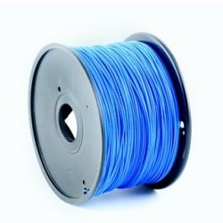 GEMBIRD Náplň 3D 100mm PLA/1.75mm/1kg Blue 3DP-PLA1.75-01-B